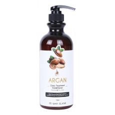 Balsam de par May Island Argan Clinic Treatment Conditioner cu Ulei de argan, 750 ml