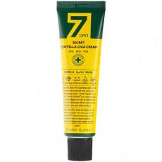 May Island 7 Days Secret Centella Cica Cream - Cremă regenerantă pentru față cu extract de centella asiatică