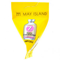 May Island 7 Days Collagen Ampoule - Ser pentru față cu colagen