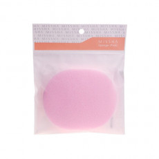 Missha Natural Sponge - Burețel pentru curățarea feței