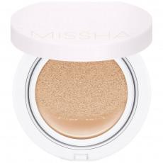 Missha Magic Cushion Cover Lasting (23 Medium Beige) - Cushion cu acoperire rezistentă