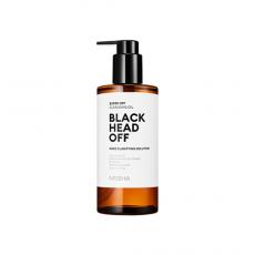Missha Super Off Cleansing Oil Blackhead Off - Ulei hidrofil pentru curățarea porilor