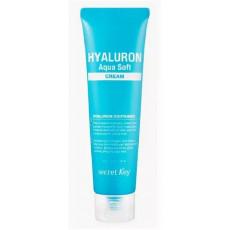 Secret Key Hyaluron Aqua Soft Cream - Cremă hidratantă pentru față