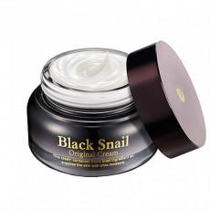 Secret Key Black Snail Original Cream - Cremă pentru față cu extract de mucină de melc negru