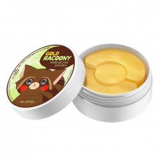 Secret Key Gold Racoony Hydrogel Eye & Spot Patch - Patch-uri hydrogel pentru ochi și zone problematice