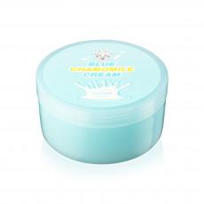 Village 11 Factory Blu Chamomile Cream - Cremă-gel pentru față cu extract de mușețel albastru