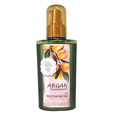 Ulei pentru păr Welcos Confume Argan Treatment Oil cu Ulei de argan, 120 ml