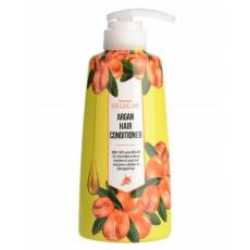 Balsam de par Welcos Around Me Argan Hair Conditioner cu Ulei de argan, 500 ml