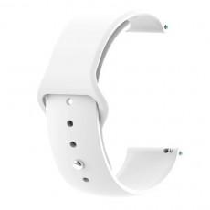 Curelușă Xiaomi Amazfit 20mm, White