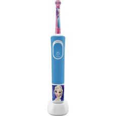 Periuță de dinți electrică Braun Oral-B Kids Vitality D100 Frozen, Blue