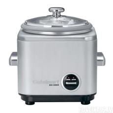 Aparat de gătit cu aburi Cuisinart CRC400E, Inox