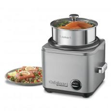 Aparat de gătit cu aburi Cuisinart CRC800E, Inox