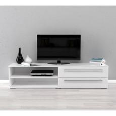 Comodă TV Indart TV 11, White