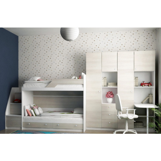 Set mobilă pentru copii Indart 11
