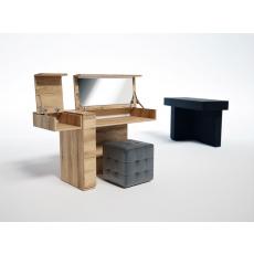 Masă de toaletă Indart 08 (135 cm), Wood