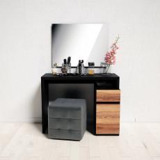 Masă de toaletă Indart 02 (100 cm)
