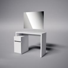 Masă de toaletă Indart 01 (100 cm), White