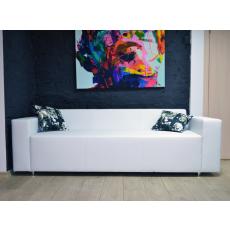 Canapea Indart Sofa Office White, White