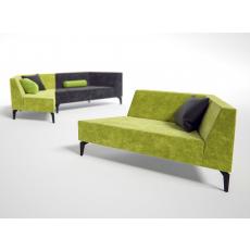 Canapea modulară Indart Zig - Zag 01
