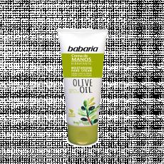 Cremă pentru mâini Babaria Hand Cream With Olive Oil