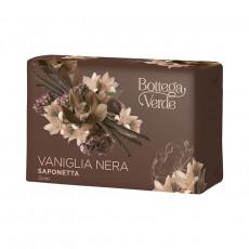 Săpun pentru corp Bottega Verde Vaniglia nera cu extract de Vanilie, 150 g