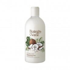 Gel de duș Bottega Verde Coconut cu lapte de cocos, 400 ml