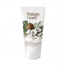 Scrub pentru corp Bottega Verde Coconut cu praf de cocos, 150 ml