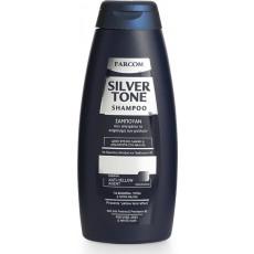 Sampon Farcom Silver Tone împotriva tonurilor de galben, 300 ml