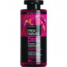 Sampon Farcom Mea Natura Pomegranate pentru păr vopsit cu extract de rodie, 300 ml