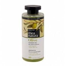 Gel de duș Farcom Mea Natura Olive cu extract de Olive, 300 ml