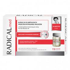 Fiole Farmona Radical Med împotriva căderii părului, 15x5 ml