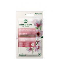 Farmona Herbal Care - Scrub pentru față și buze cu Floare de Migdale
