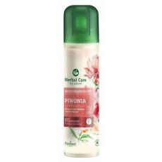 Șampon uscat Farmona Herbal Care cu aromă de bujori, 180 ml