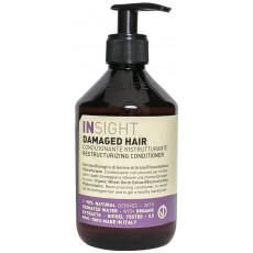 Balsam Insight Professional Restructurizing pentru păr deteriorat, 400 ml