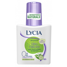 Deodorant-spray Lycia Nature, 75 ml