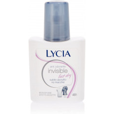 Deodorant-spray Lycia Invisible Fast Dry invizibil, 75 ml